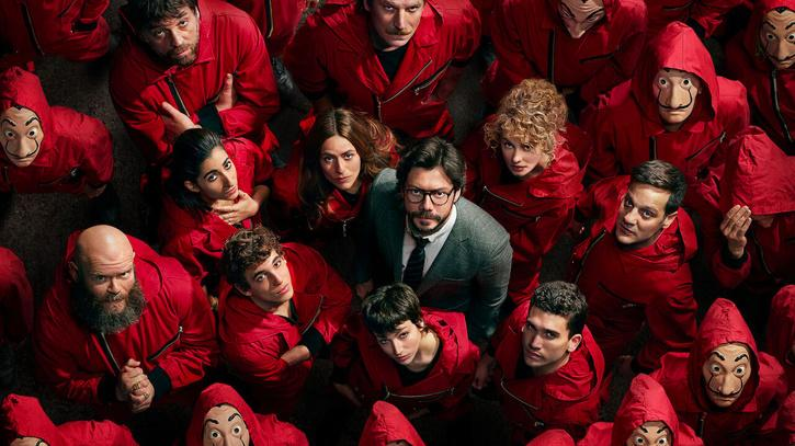 Money Heist 5: Rio & Denver Complete Shooting For Their Show, Their Instagram Stories So