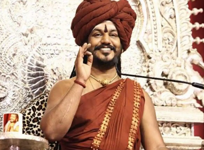 The rape-accused Nithyananda refers to himself as the 'Supreme Pontiff' of Kailasa.