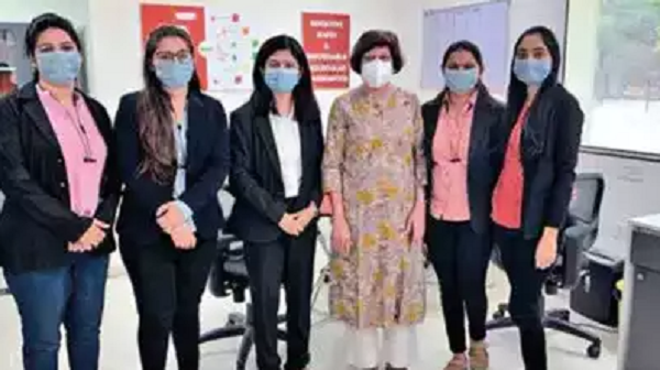 The team of six women has not taken a single day's leave after they decided to wage a war against the virus in their own way - making RT-PCR kits for COVID-19 detection.