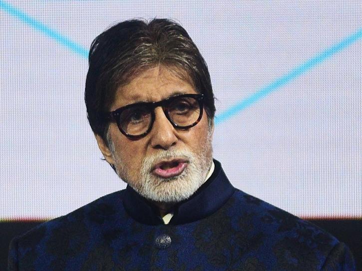 Bomb sacre at Amitabh Bachchan