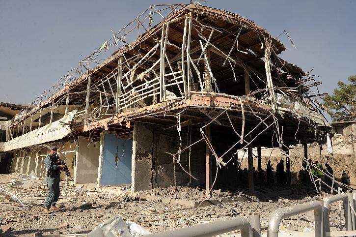 indian embassy bombing kabul