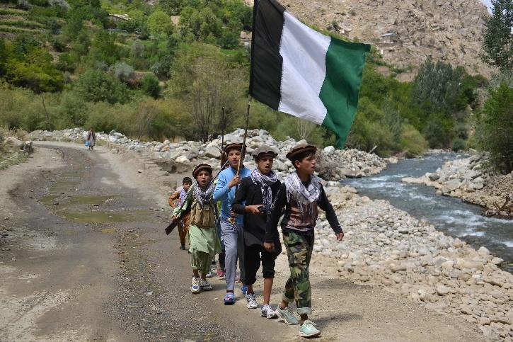 Panjshir Valley Northern Alliance