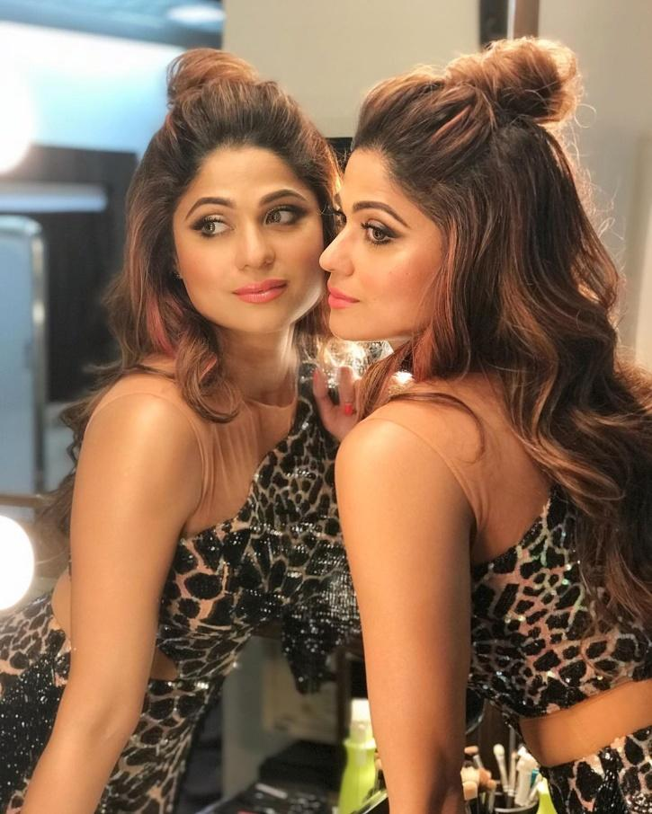 She was the first contestant to be introduced by host Karan Johar.