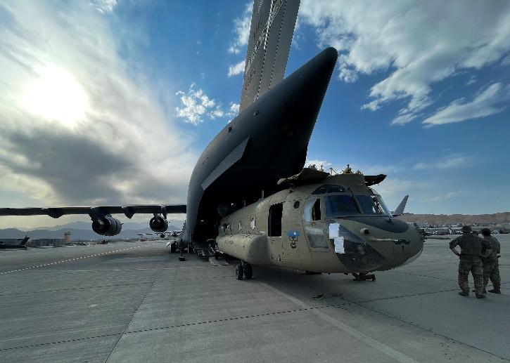 US troop withdrawal from Afghanistan