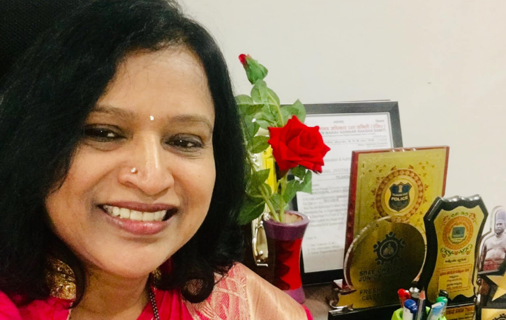 Jyothi Reddy started a consultancy company in US to help others who don't know how to get a visa and what kind of paperwork they need.