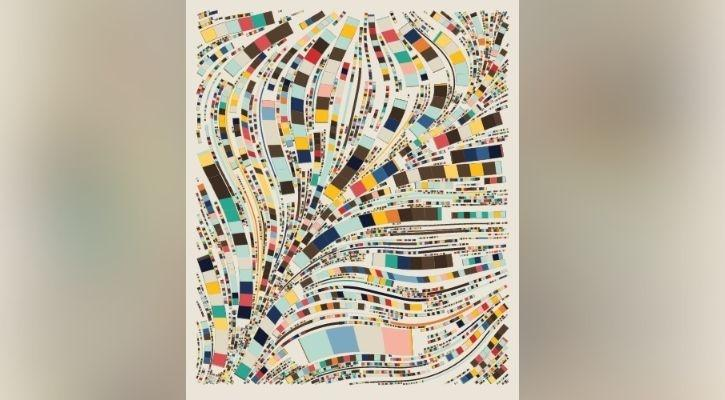 This NFT Artwork By Tyler Hobbs Was Just Sold For $3.3 Million