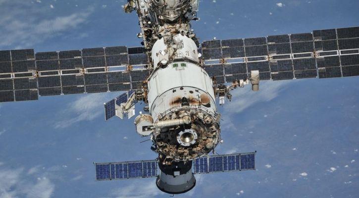 Cracks Found In International Space Station