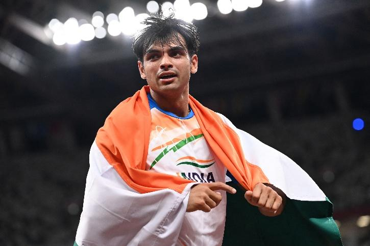 Neeraj Chopra - India