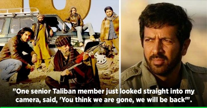 Kabir Khan recalls a spine-chilling interview with a Taliban member, says