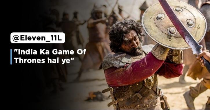 Trailer Of Moghul-Era Epic Series
