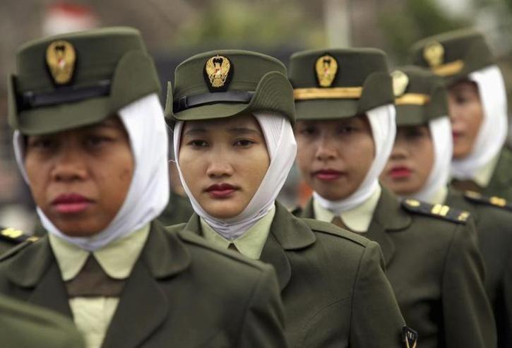 Indonesian Army scraps virginity tests for women cadets