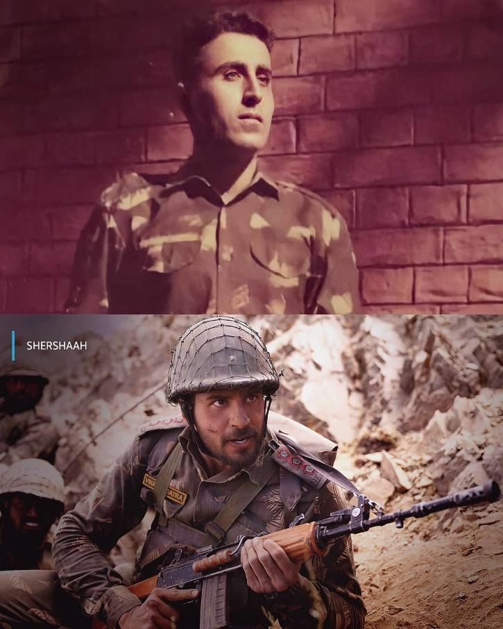 The biographical war drama, directed by noted south film director Vishnuvaradhan, narrates the life story of Captain Batra and how he led the charge of his troops during the 1999 Kargil war.