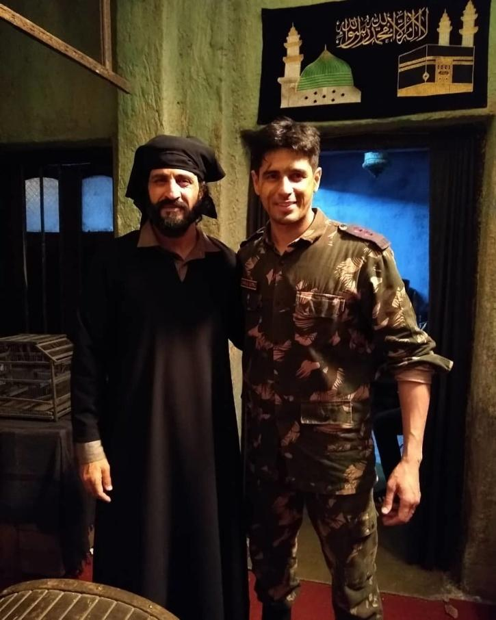 Mir Sarwar apparently took home Rs 25 lakh for playing Haider in Shershaah.