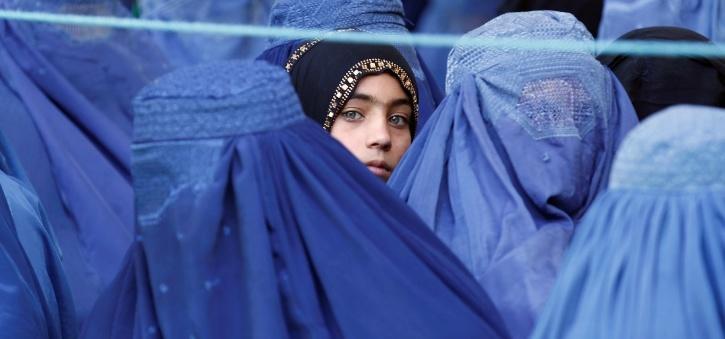 Taliban Rule Haunts Women