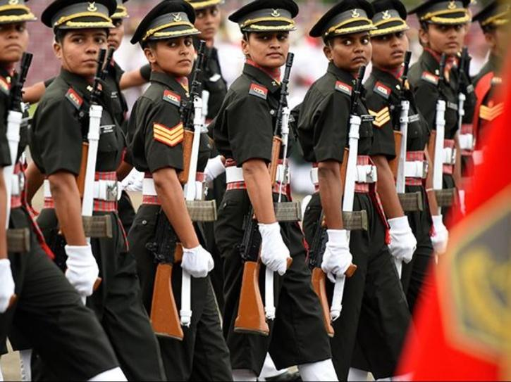 cadets in the indian army
