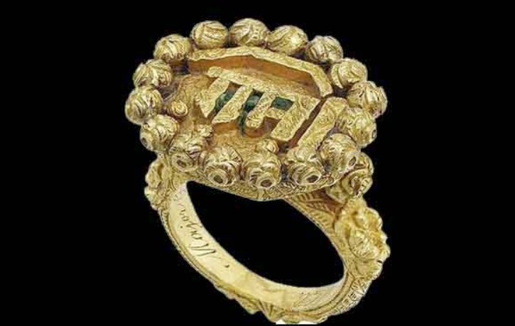 The Ring of Tipu Sultan