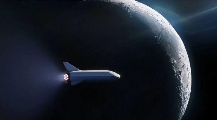 Elon Musk wants ads in space
