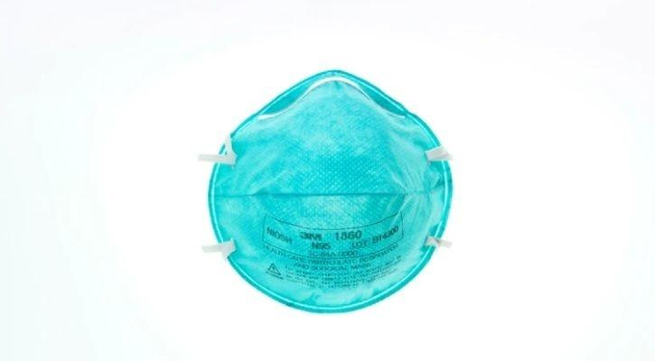 Mask that kills coronavirus in hours