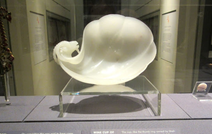 Wine Cup of Shah Jahan