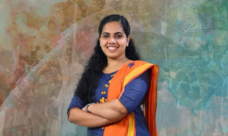 Arya Rajendran - Youngest Mayor of India