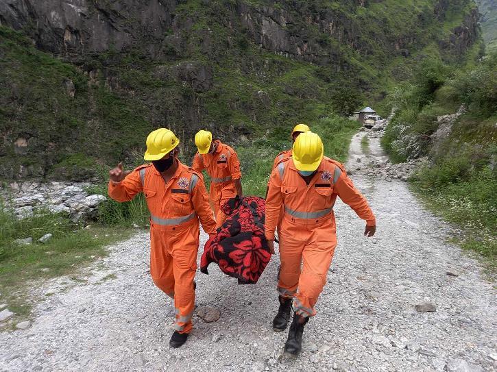 himachal Kinnaur landslide