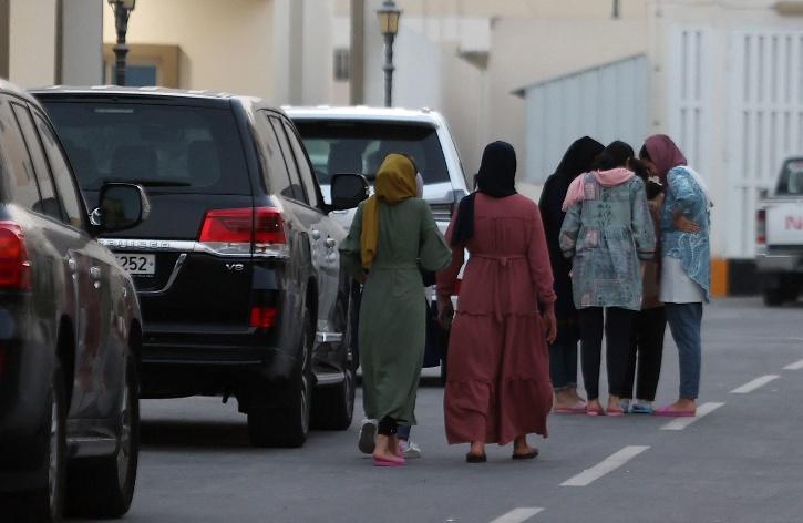 afghan women students taliban