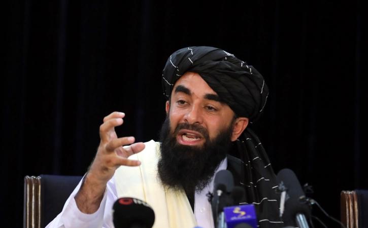 Zabihullah Mujahed