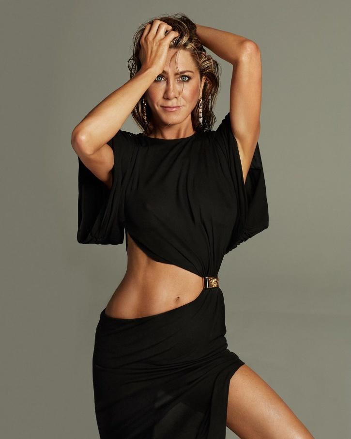 Jennifer Aniston Talks about media scrutiny