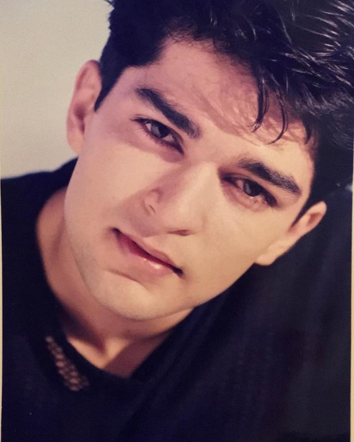 Raqesh Bapat, who made his debut in his early 20