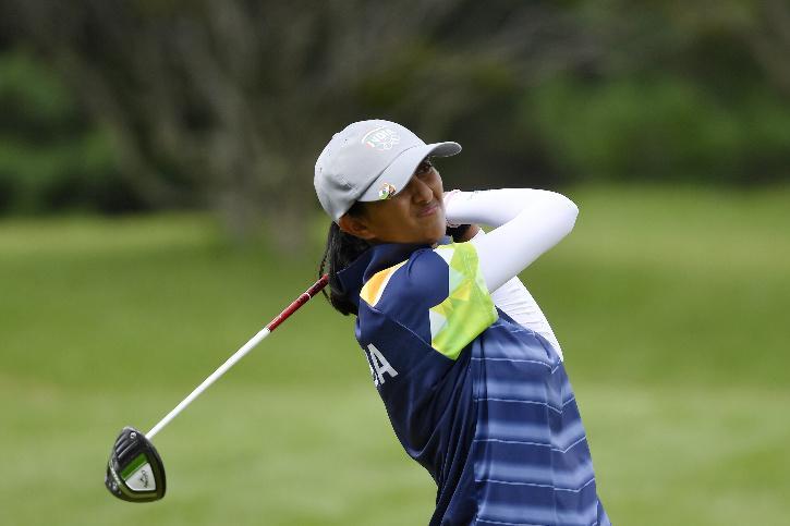 Indian golfer Aditi Ashok