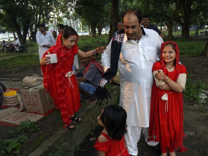 Afghans in India