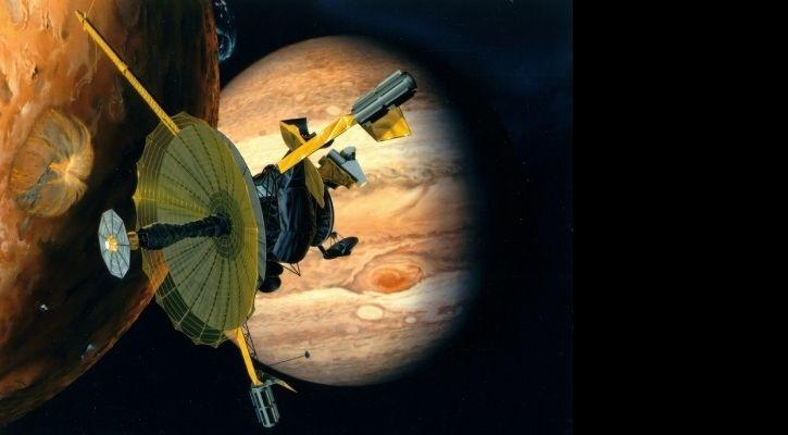 nasa galileo spacecraft