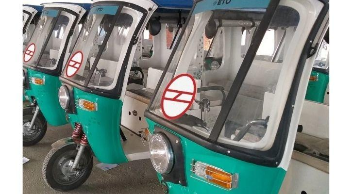 iit madras e-rickshaw