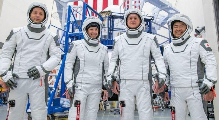 spacex nasa space suit