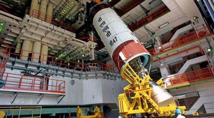 isro gisat 1 satellite