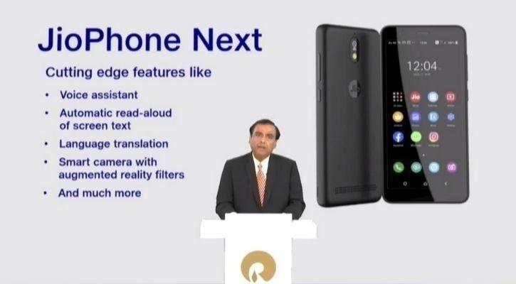 jiophone next specifications