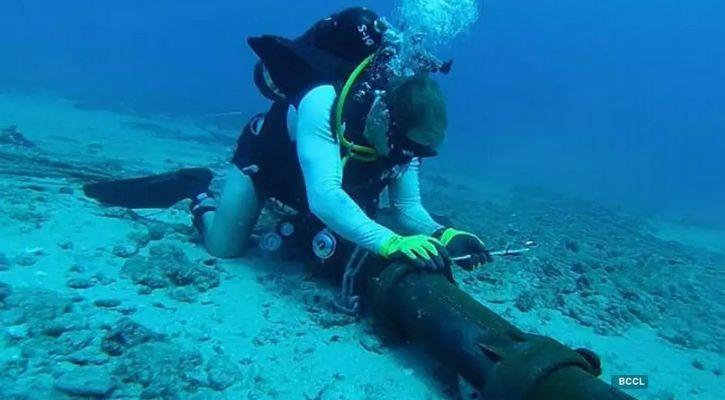 facebook google undersea cable