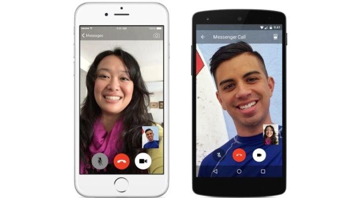facebook voice video calling
