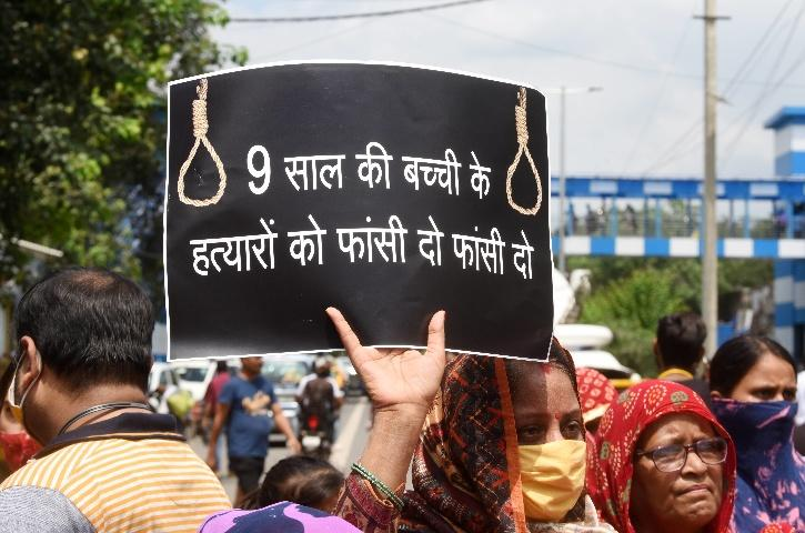 Rape And Murder Of A 9-Year-Old Dalit Girl In Delhi