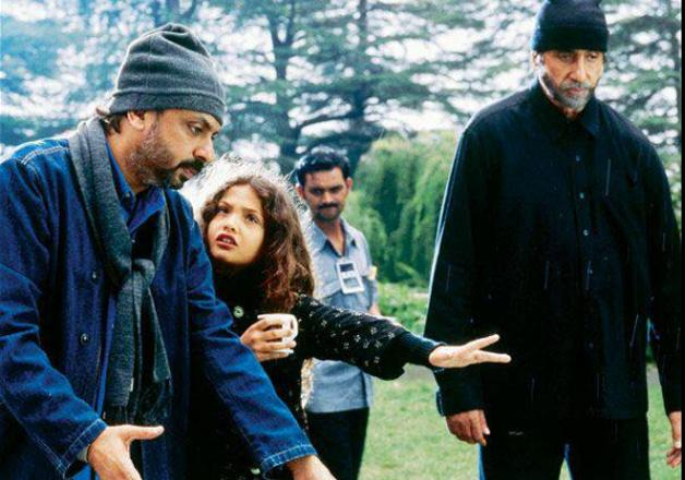Amitabh Bachchan did Sanjay Leela Bhansali