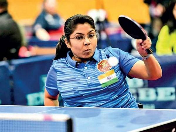 Bhavina Patel Para Table Tennis Tokyo Paralympics