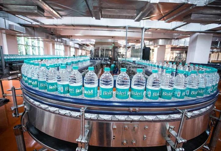 Bisleri first water plant set up in Thane, Mumbai