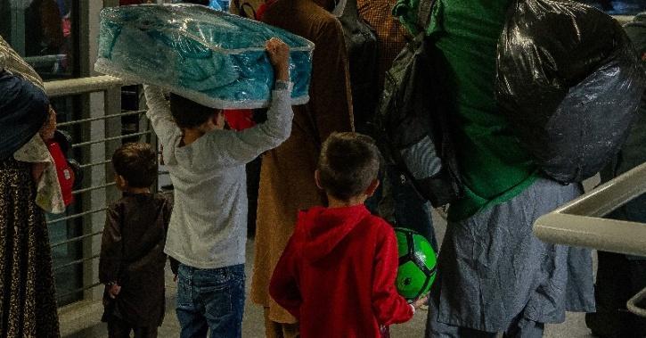 afhan evacuees