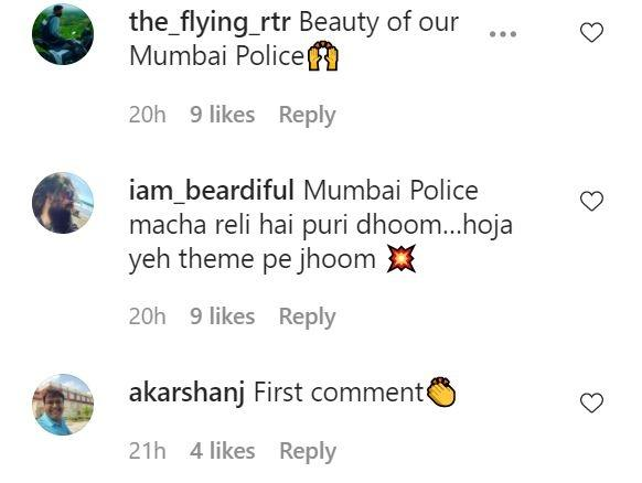 From winning the internet by launching a meme-fest or passing on important messages to citizens, Mumbai police definitely know how to impress the citizens.