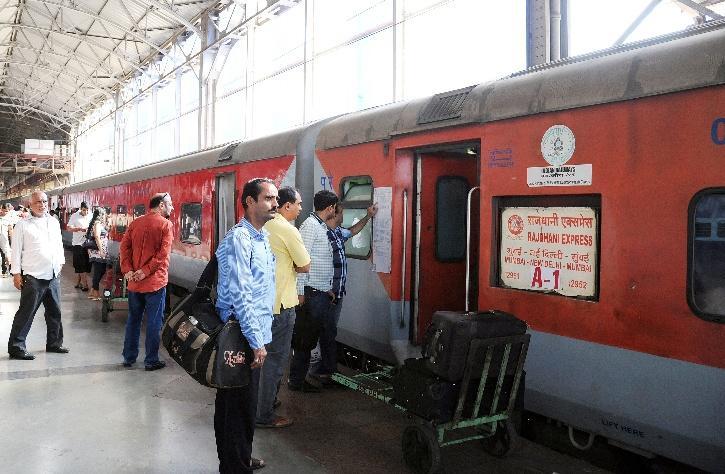 Howrah Rajdhani Express