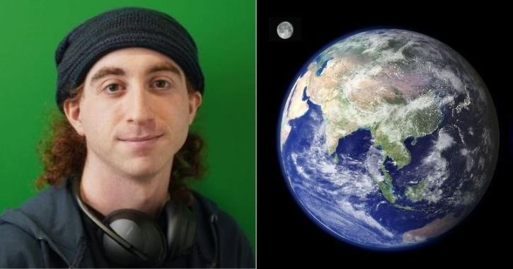 ex nasa scientist theory on earth orbit