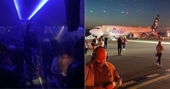 Samsung phone fire us flight
