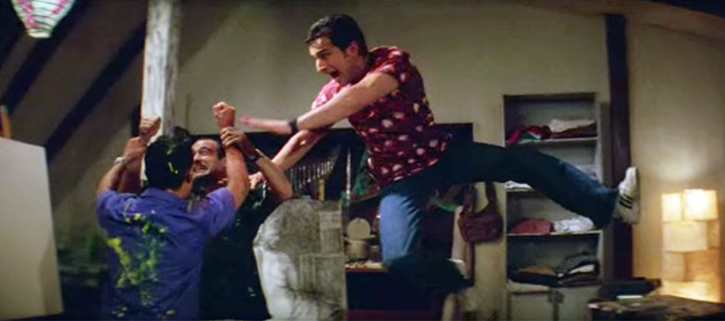 Dil Chahta Hai, a tale of real friendship and love.