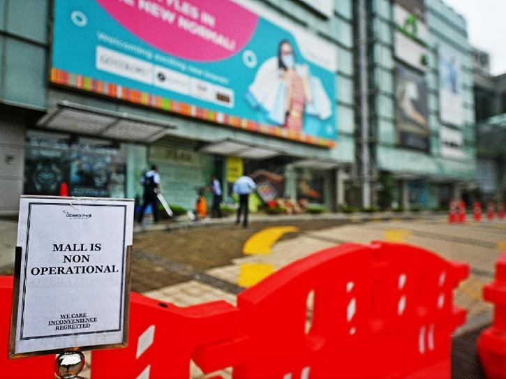 Earlier this month, the Maharashtra government allowed shopping malls to open and operate as per the new guidelines.