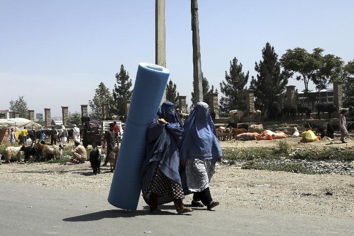 Afghan Taliban Women